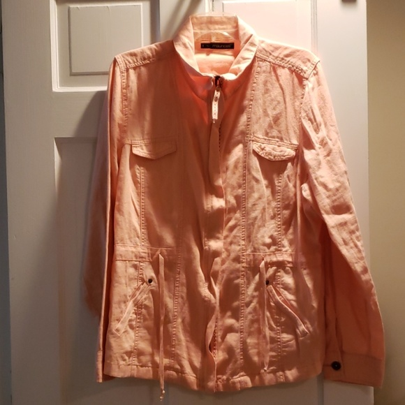 Maurices Jackets & Blazers - Light coral jacket